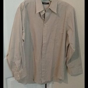 Christian Dior button up shirt size 32-33
